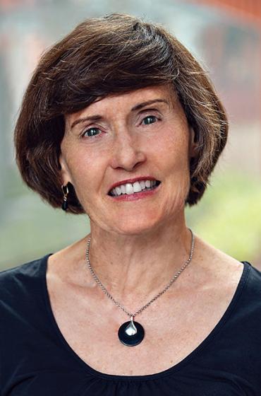Head shot of Anne Ruggles Gere